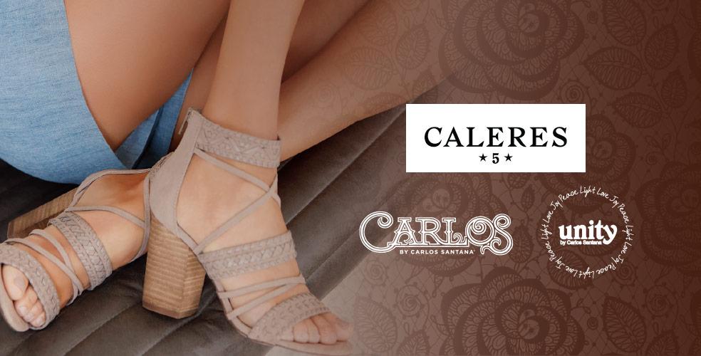 3b6c554fa0 Caleres is a diverse portfolio of global footwear brands. Carlos by Carlos  Santana footwear brings